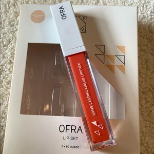 NEW Ofra Liquid Lipstick Nikkie Tutorial